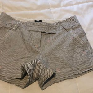Pink anchor shorts!!